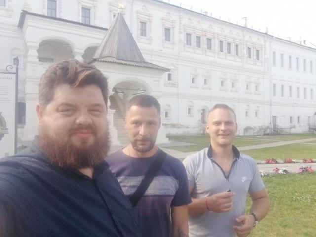 Поездка в Рязань, Рязанский Кремль